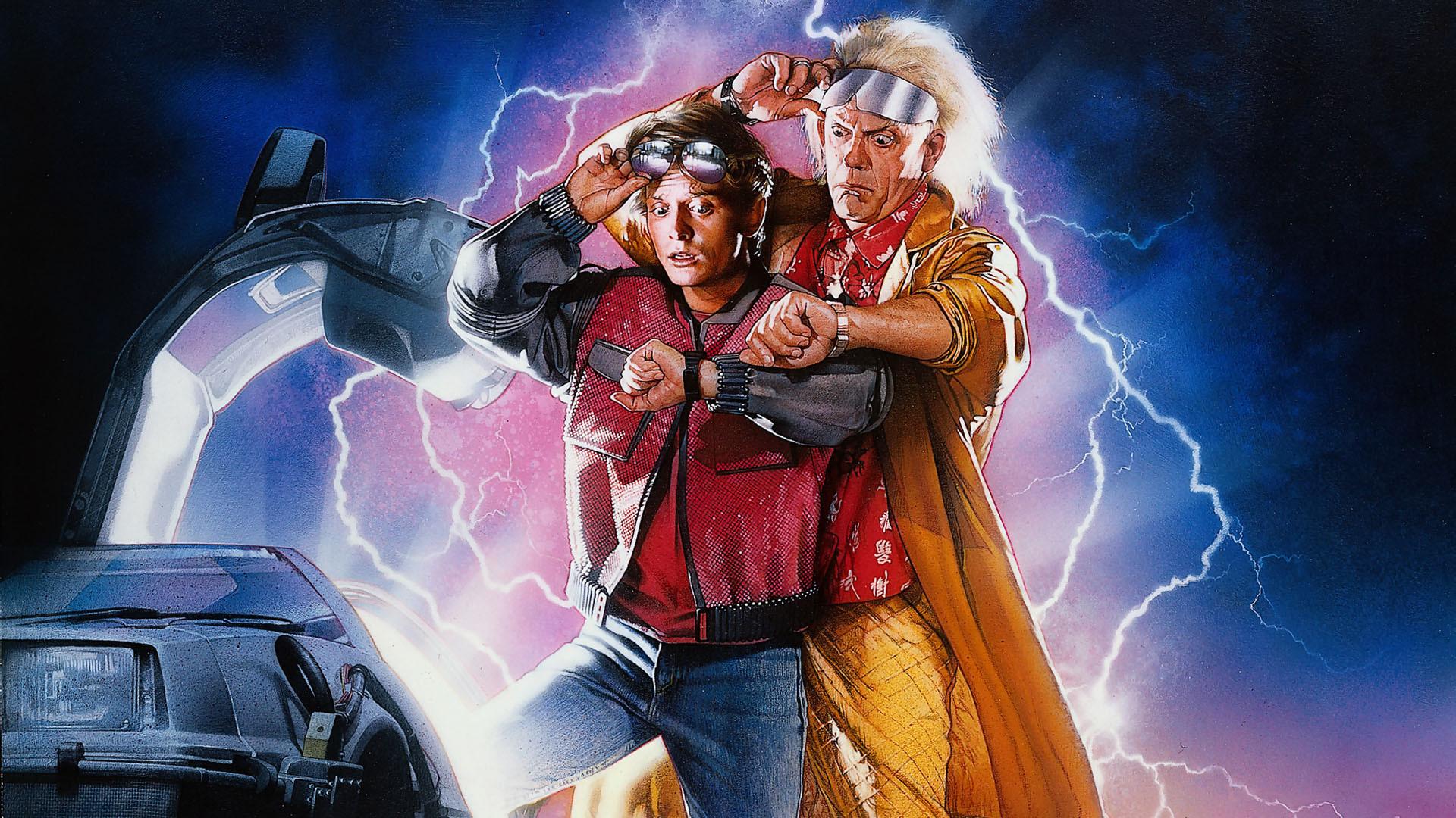 Marty McFly chega hoje
