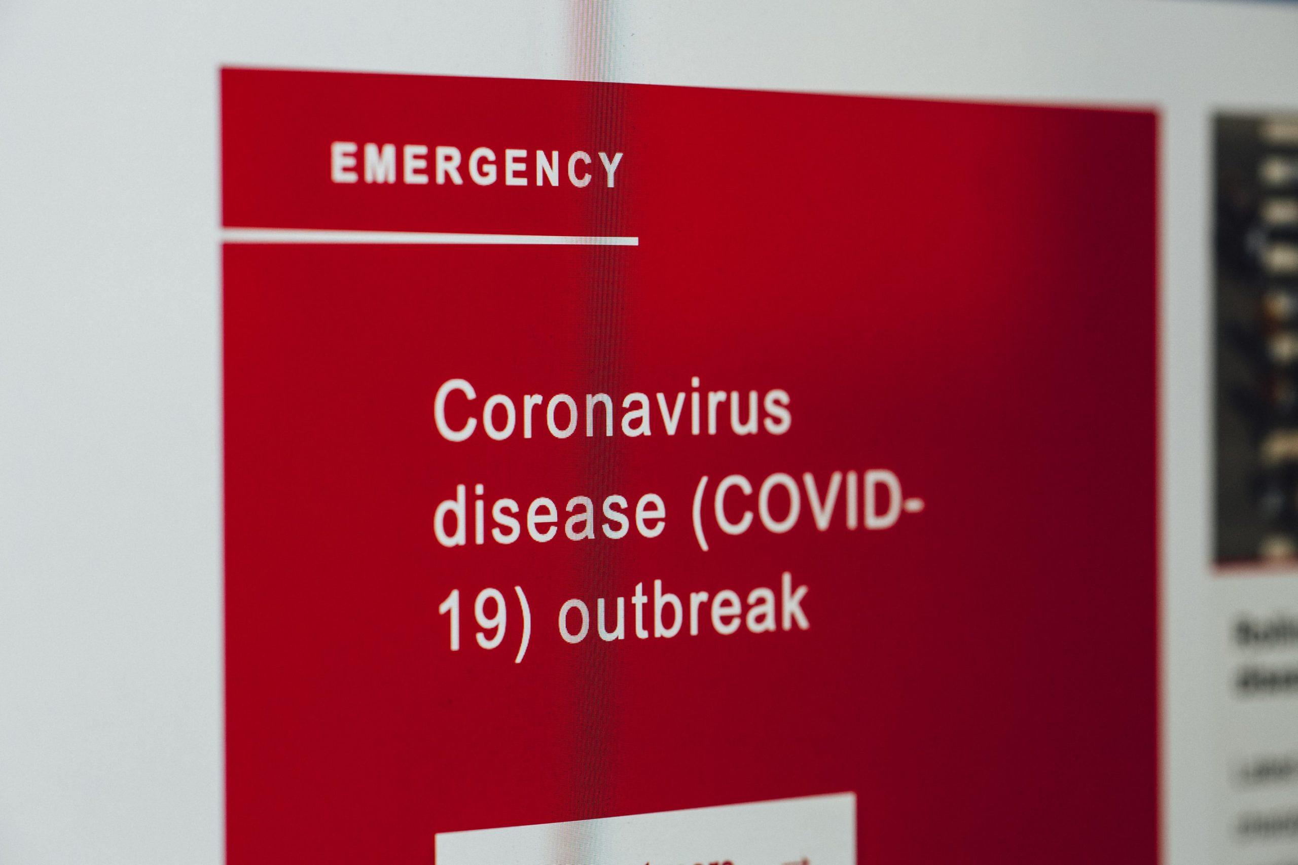 O cenário das buscas pelo termo 'Coronavirus'